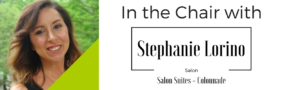In the Chair With Stephanie Lorino
