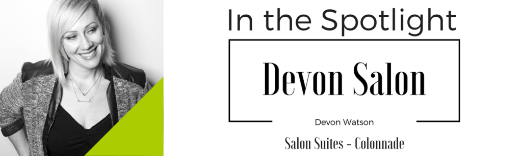 In the Spotlight – Devon Watson