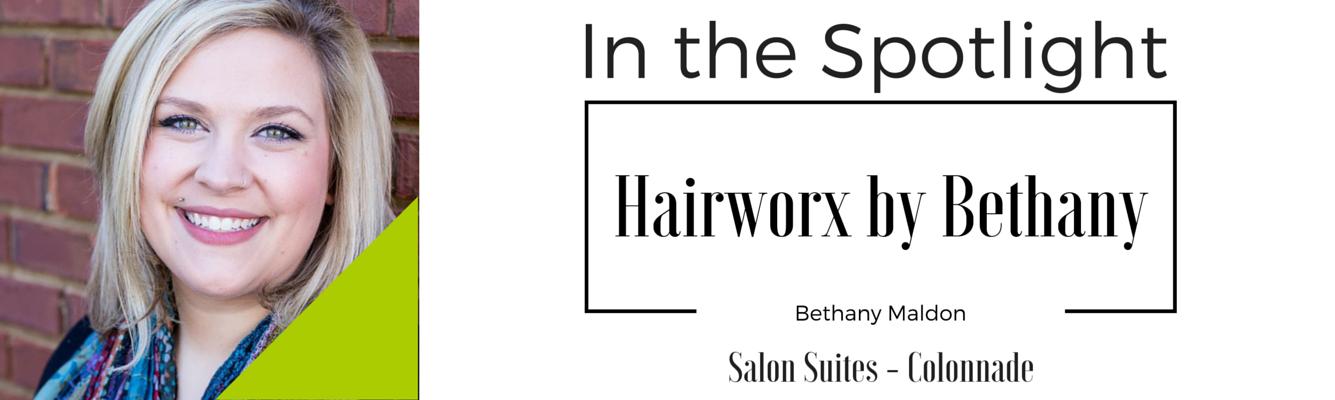 In the Spotlight – Bethany Maldon