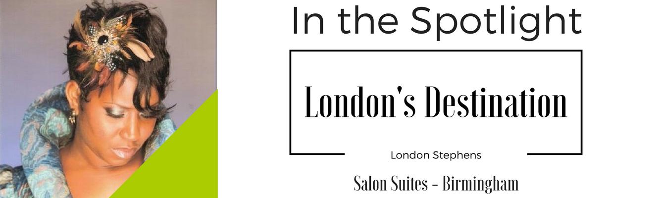 In the Spotlight – London Stephens
