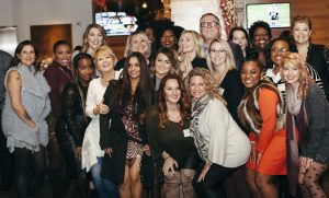 Salon Suites Holiday Party for 2016