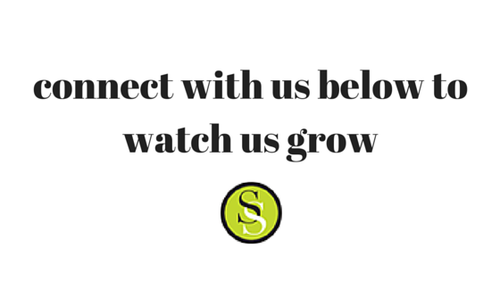 connect with us below to watch us grow